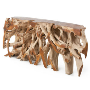 Root furniture, Decoration and Accessories